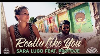 Download Lagu Sara Lugo feat. Protoje - Really Like You (Official Video) prod. by Silly Walks Discotheque Gratis STAFABAND