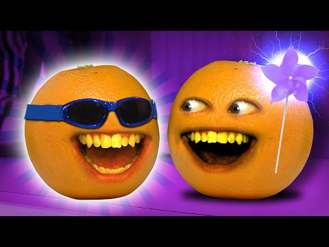 Annoying Orange - Back to the Fruiture