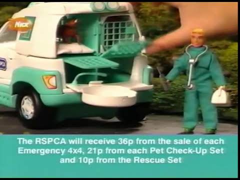 UK Television Adverts from 1999