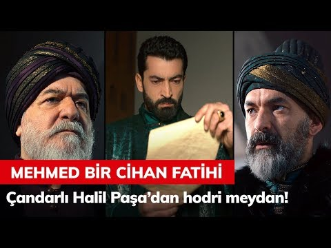 Çandarlı Halil Paşa'dan hodri meydan! - Mehmed Bir Cihan Fatihi 1. Bölüm