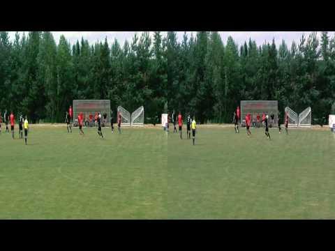 Dębowiec- Pielgrzymowice 2:0 (1:0)  Cały Mecz Nagrany W 3D