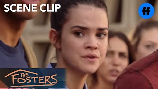 The Fosters   Season 5, Episode 9: Love Not Hate Makes Our University Great   Freeform
