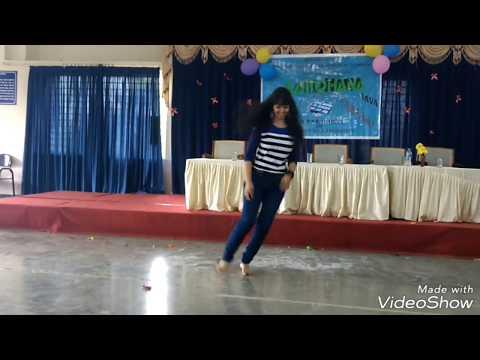 Swalla | Despacito | Ek Pardesi | Dance by Navyatha.Rai