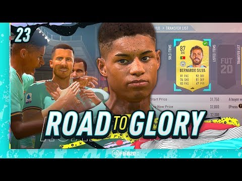 FIFA 20 ROAD TO GLORY #23 - WE DID IT!!
