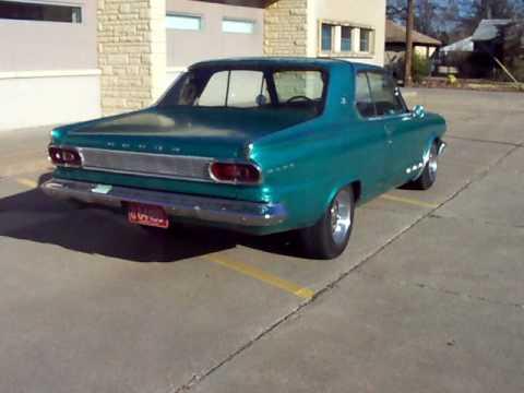 1965 Dodge Dart GT - YouTube