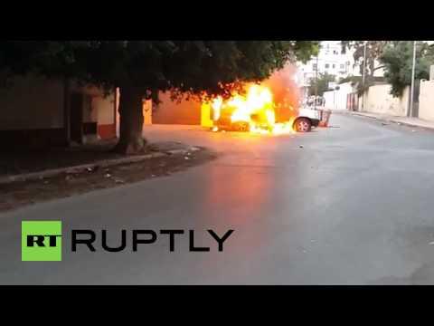 Libya: EXCLUSIVE - Gunmen attack Russian embassy in Tripoli