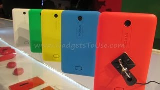Nokia Asha 501 Full Review Hands on, Camera, Price and Comparison with Asha 311 HD