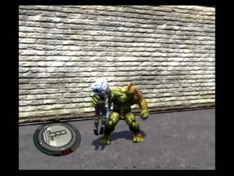 "THE INCREDIBLE HULK  (video game)""TRIBUTE"""