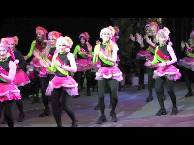 Calendar Girls Florida Live at Fleamasters Music Hall - John Travolta Mix