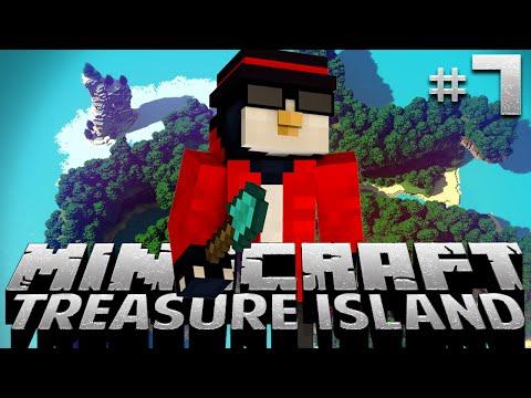 Minecraft: Treasure Island - Mort în Lavă?! [ep.7] video