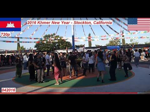 Cambodian New Year April 2016 - Stockton, CA