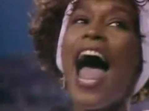 National Antheme USA - Whitney Houston