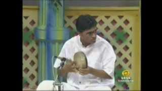 KHANJIRA {KANJIRA} SOLO - Amrit N. performs Trishra Nadai in Mishra Chapu