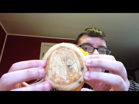 Review: McDonald's Sausage. Egg & Cheese McGriddles