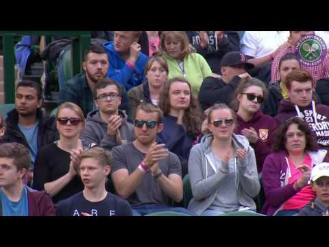 2016, Day 6 Highlights, Milos Raonic vs Jack Sock