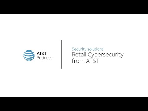 Retail Cybersecurity from AT&T