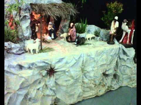 dekorasi natal 2012 & tahun baru 2013 gereja maria bunda