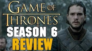 Game of Thrones Season 6 Final Review