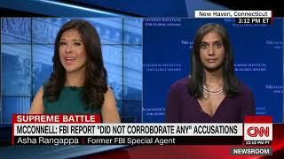 Sen. Heitkamp Reveals Her Kavanaugh Decision