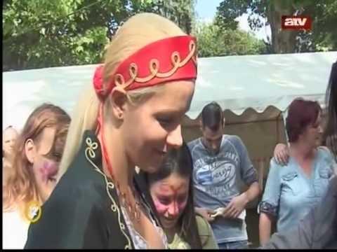 Magyar Rózsa Fellépése - Pécel - Családi Nap - ATV - Együtt A Biztonságért