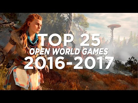 TOP 25 BEST GRAPHICS OPEN WORLD GAMES 2016   UPCOMING !!!