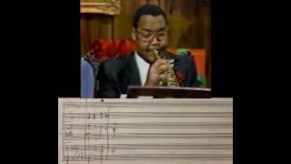 Sleigh Ride arranged by Jack Gale with the Empire Brass on The Today Show