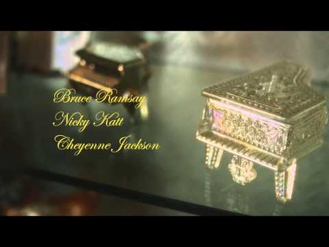 Behind the Candelabra (2013) lovely mini-pianos in the ending credits