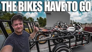 My Motorcycles Have to Go