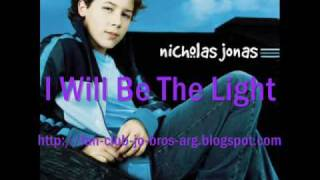 Watch Jonas Brothers I Will Be The Light video