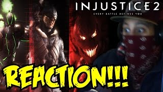 WARNING! HYPE OVERLOAD!!! Injustice 2 - It