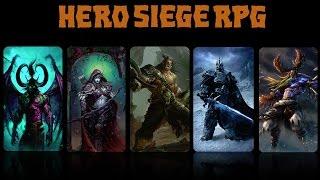 Warcraft 3 - Hero Siege RPG