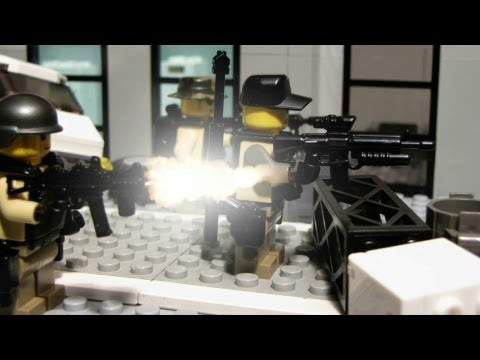 Lego Call of Duty & Black Ops & Modern Warfare Gameplay