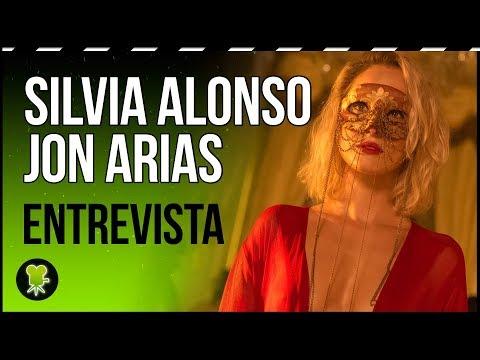 """Silvia Alonso y Jon Arias ('Instinto'): """"Cuando tienes escenas eróticas hay que quitar hierro"""""""