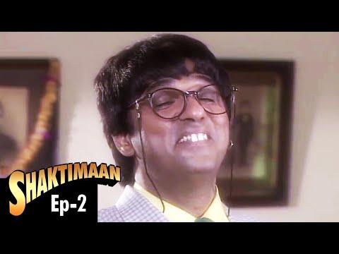 Shaktimaan - Episode 2 video