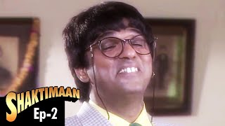 Shaktimaan - Episode 2
