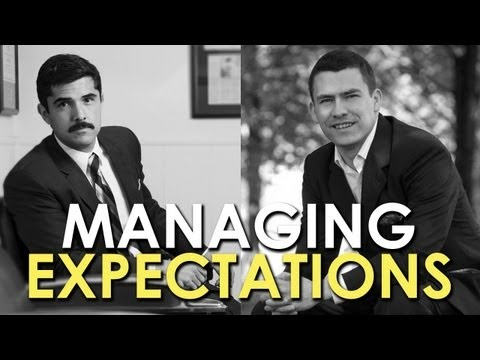 Dealing with Expectations with Antonio Centeno | The Art of Manliness