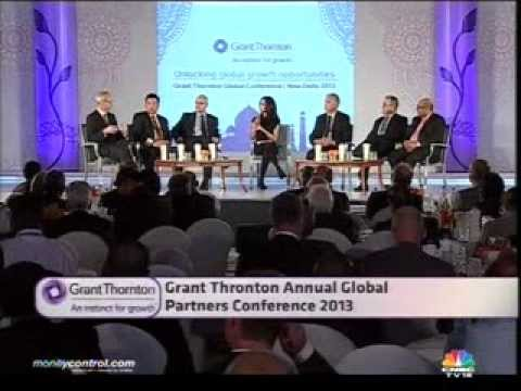 Grant Thornton International organised its Annual Global Partners Conference in New Delhi from October 16-19, 2013. The firm's flagship conference hosted ove...