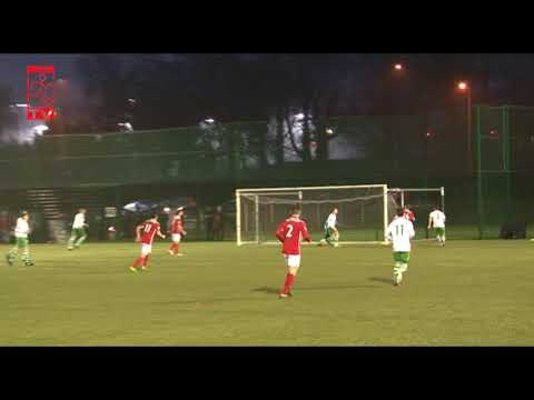 Goal: Christy Fagan (vs Cabinteely 20/01/2018)