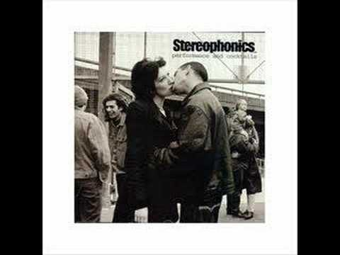 Stereophonics - T Shirt Suntan