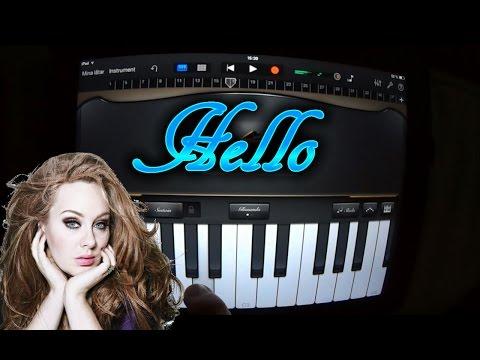 Adele Hello Garageband Tutorial