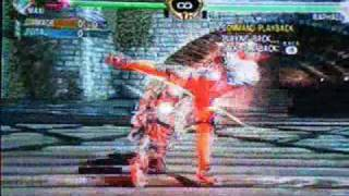 Soulcalibur IV - Best of Charge Cancel 2