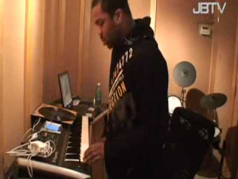 Just Blaze & T.I. In Studio Part 1