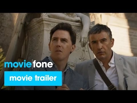 'The Trip to Italy' Trailer (2014): Steve Coogan, Rob Brydon