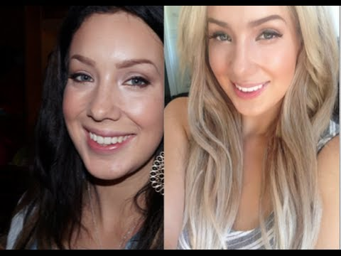 From Black To Blonde THE FAST WAY YouTube
