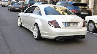 Mercedes CL500 Sound in Düsseldorf