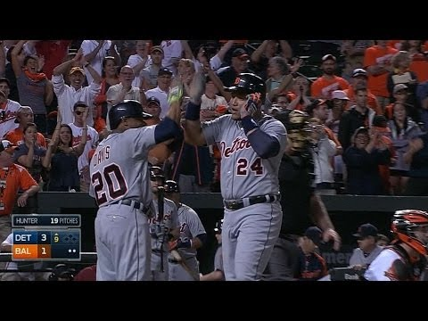 Miggy drills a three-run shot to take lead
