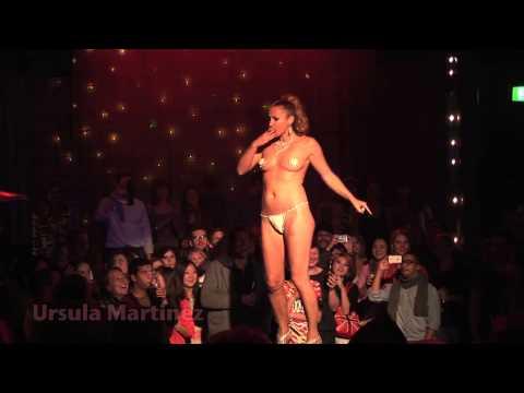 Ursula Martinez -  'Light My Fire' -  MA+ Contains Nudity