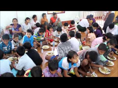 HHRD Banquet to Orphans in December 2015 & Medical Examination thumbnail