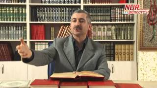 Burhan Sabaz - 21. Söz 2. Makam vesvese ve kurtuluş yolları 2. Bölüm  2-3  vecihler