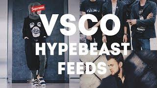 Download lagu How To Make Hypebeast Instagram Feeds In Vsco  gratis